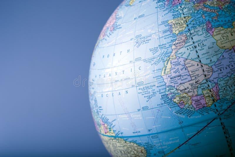 глобус 4 стоковое фото rf