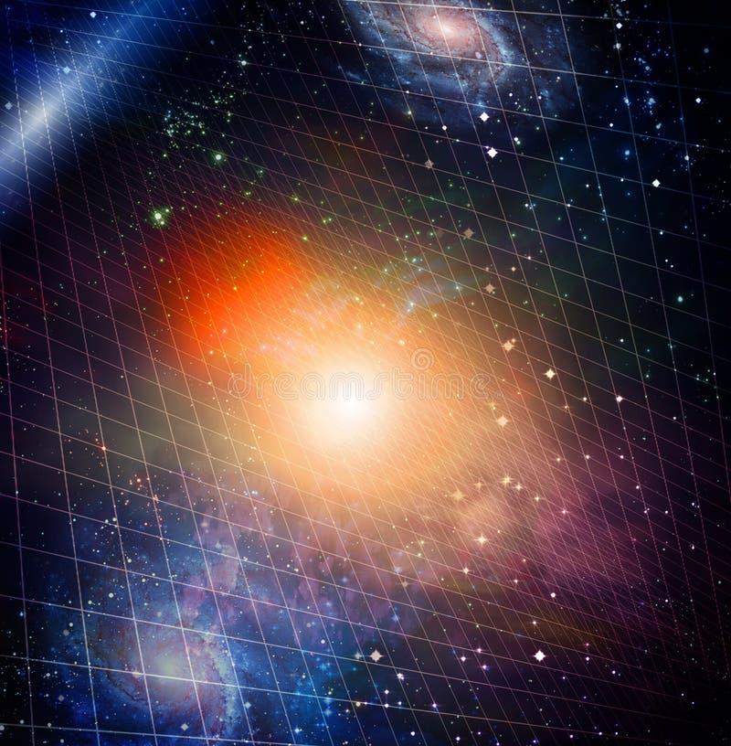 Глубокий космос бесплатная иллюстрация