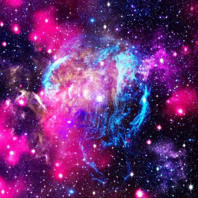Глубокий космос. стоковая фотография rf