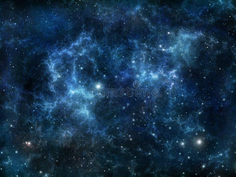 глубокий космос nebula бесплатная иллюстрация