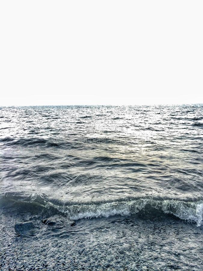глубокое море стоковая фотография rf