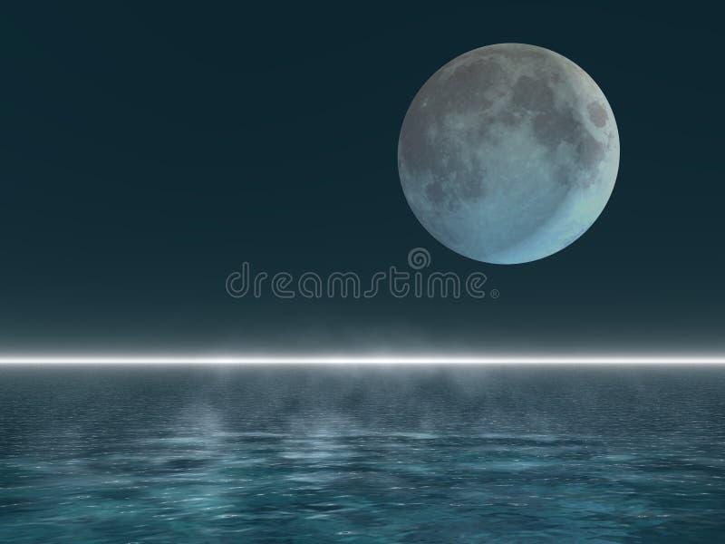 глубокое море стоковое фото rf