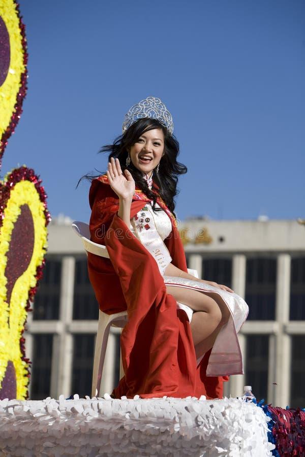 год ферзя парада chinatown китайский новый стоковые изображения rf