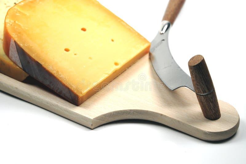 голландец сыра стоковое изображение rf