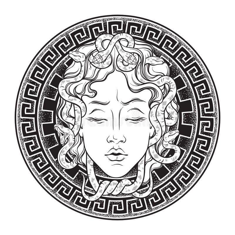 https://thumbs.dreamstime.com/b/голова-gorgon-медузы-на-линии-нарисованной-рукой-искусстве-экрана-и-125752746.jpg