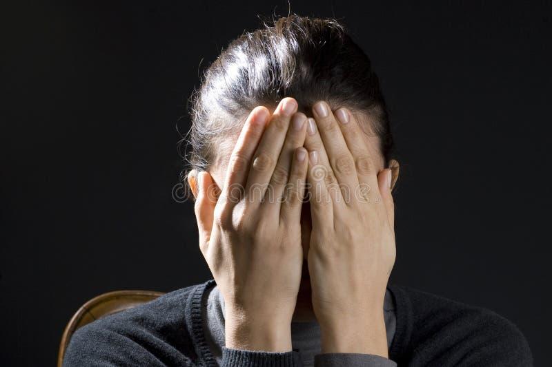 головная боль стоковые изображения