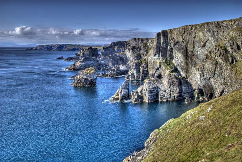 головная Ирландия mizen стоковое фото rf