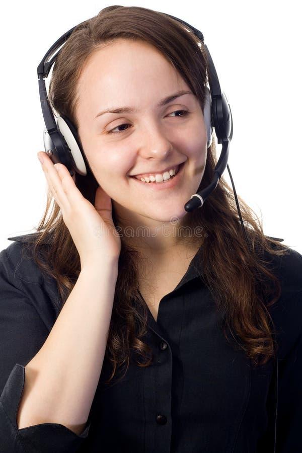 Download головной комплект секретарши Стоковое Фото - изображение насчитывающей клиент, работа: 6867256