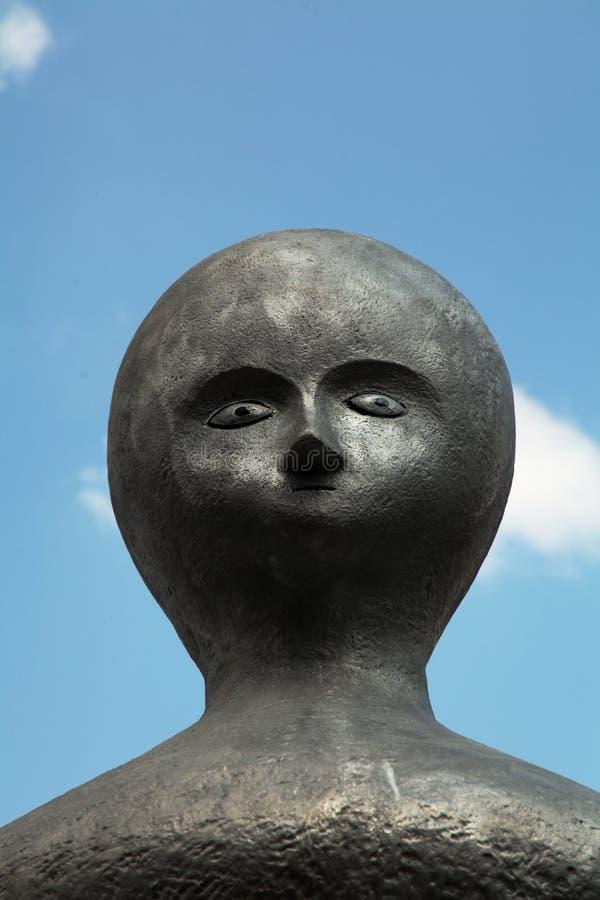 головной человек стоковое фото
