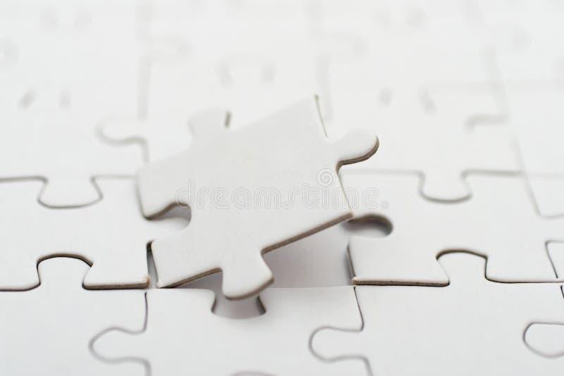 головоломка стоковое изображение
