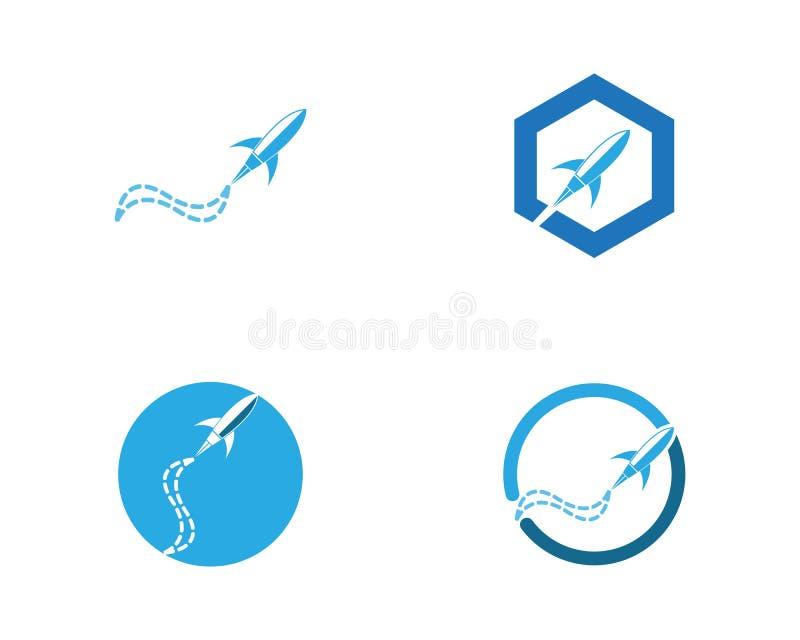 Голодает вектор логотипа перемещения иллюстрация штока