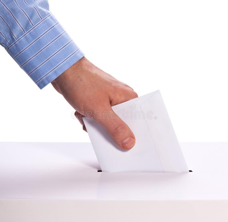 голосовать ballot стоковые изображения