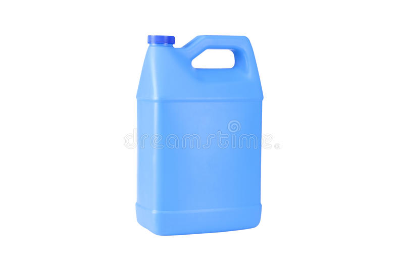 голубая бутылка стоковая фотография rf