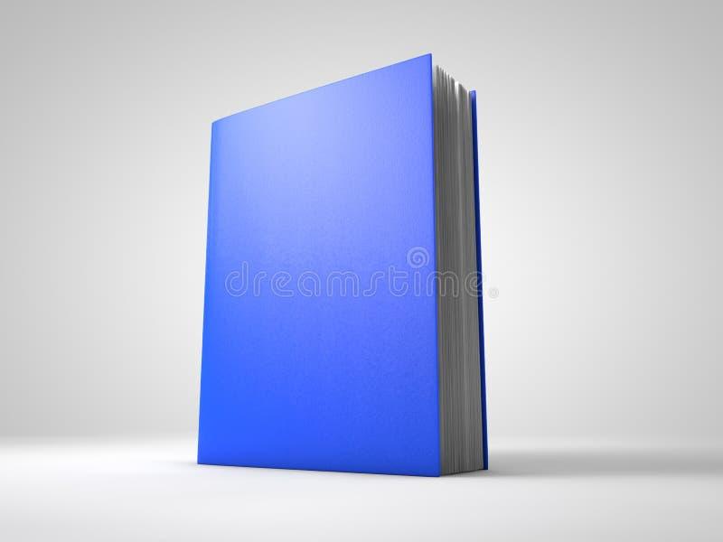 Голубая книга бесплатная иллюстрация