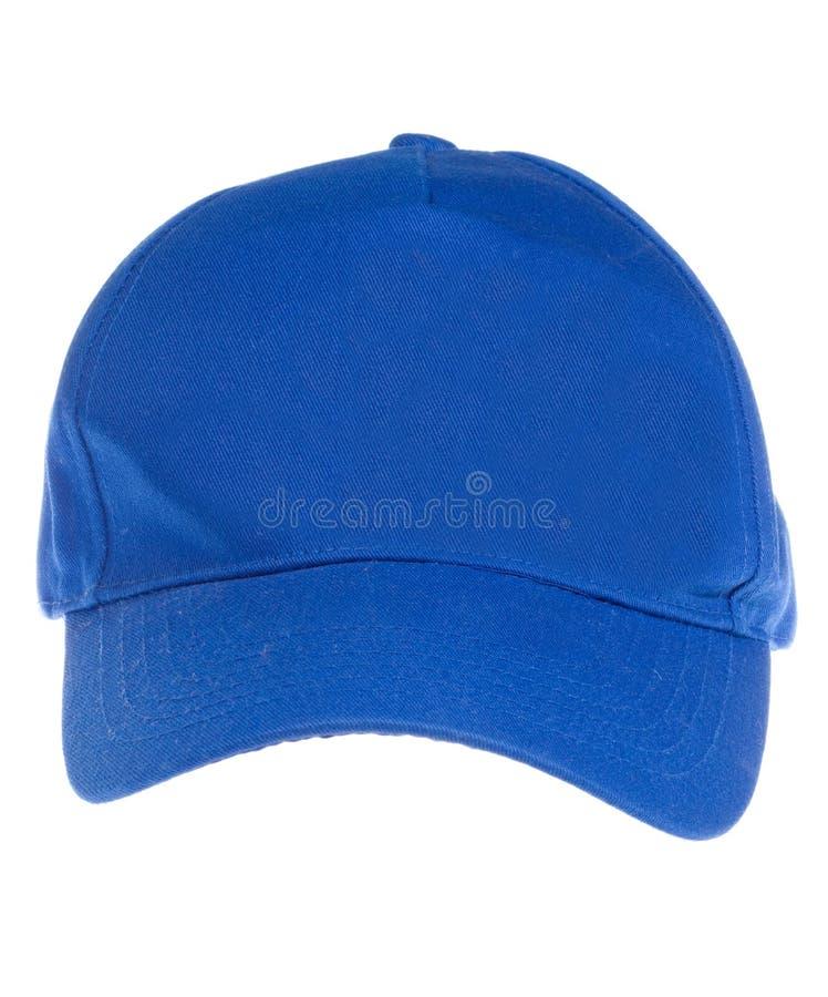 голубая крышка стоковое изображение rf