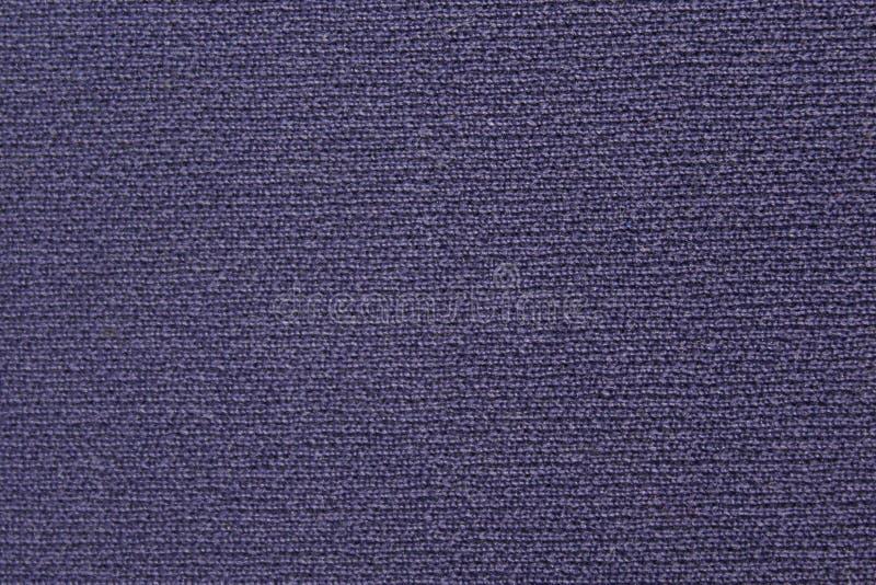 Голубая мягкая предпосылка ткани со структурой стоковое фото