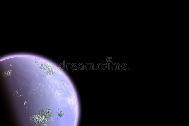 голубая планета бесплатная иллюстрация
