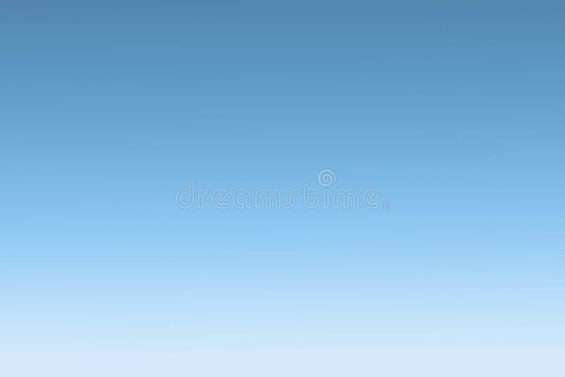 Голубая предпосылка градиента текстурированный градиент иллюстрация вектора