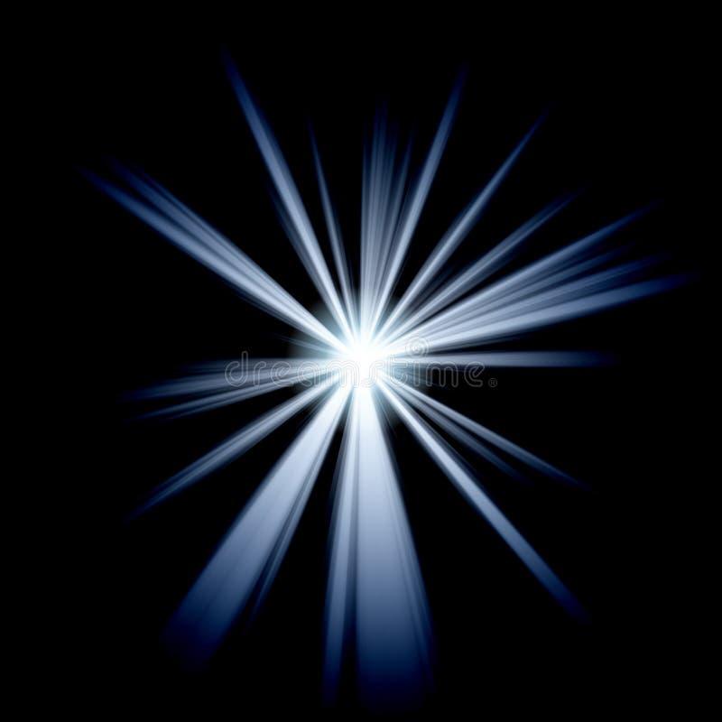 голубая скачками белизна звезды 2 бесплатная иллюстрация
