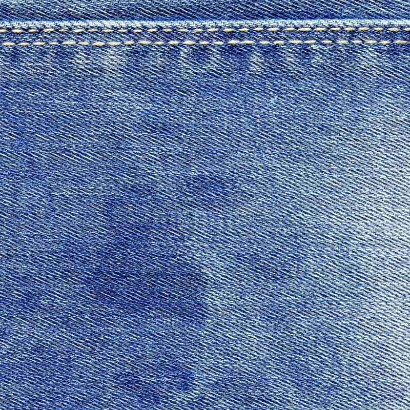 голубая текстура джинсыов джинсовой ткани стоковые изображения rf