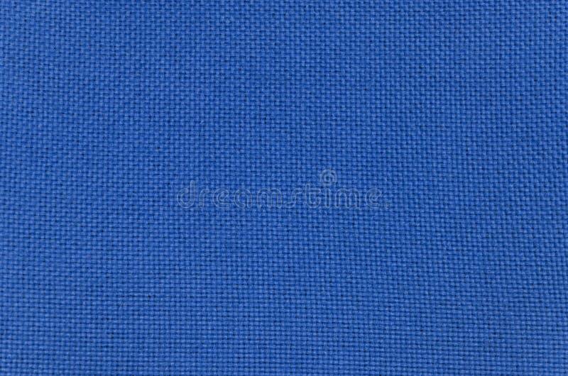 голубая текстура ткани стоковые фотографии rf