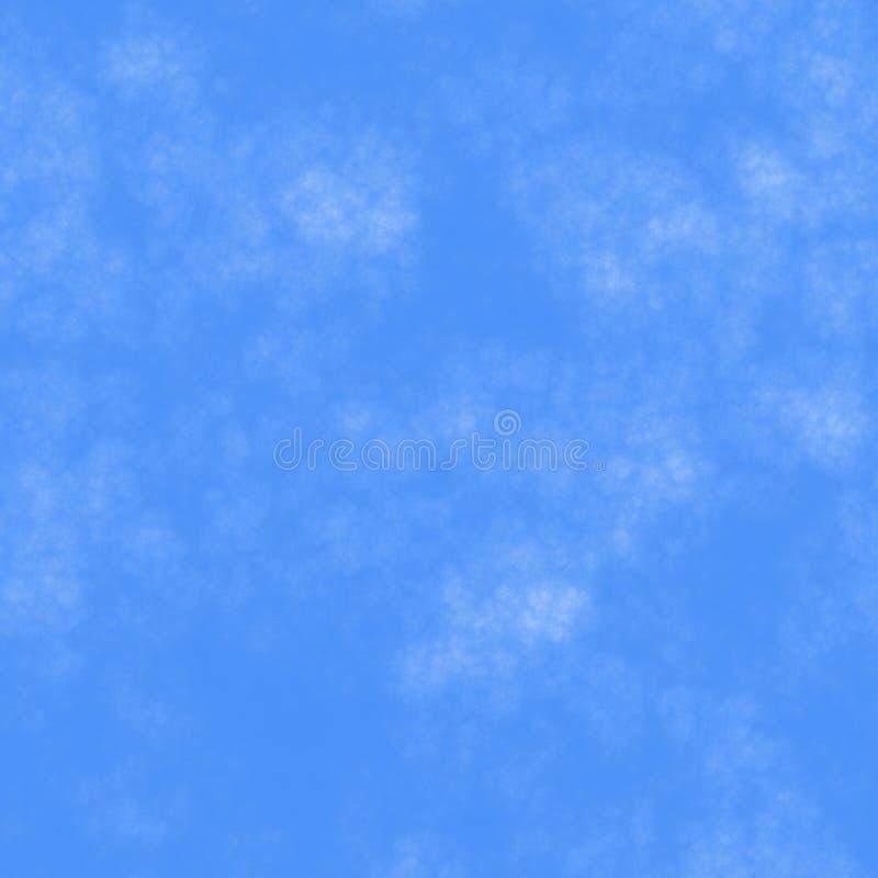 голубое безшовное небо иллюстрация вектора