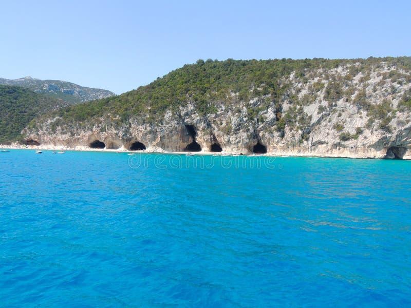 голубое море стоковое фото rf