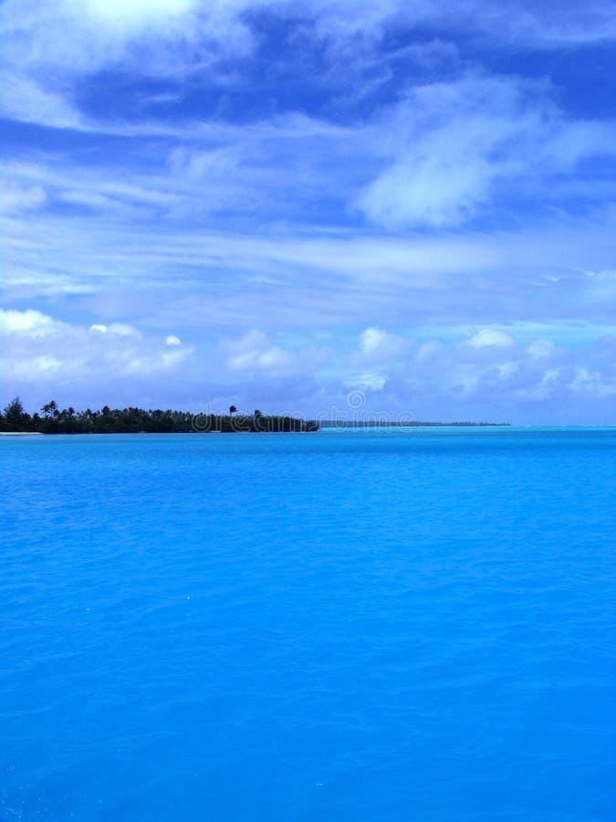 голубое сновидение стоковая фотография rf