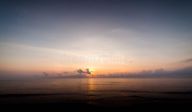 Пляж моря в Таиланде стоковое фото