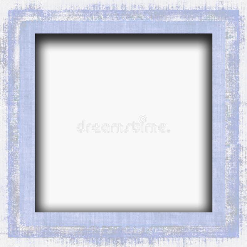 голубое grunge рамки граници бесплатная иллюстрация
