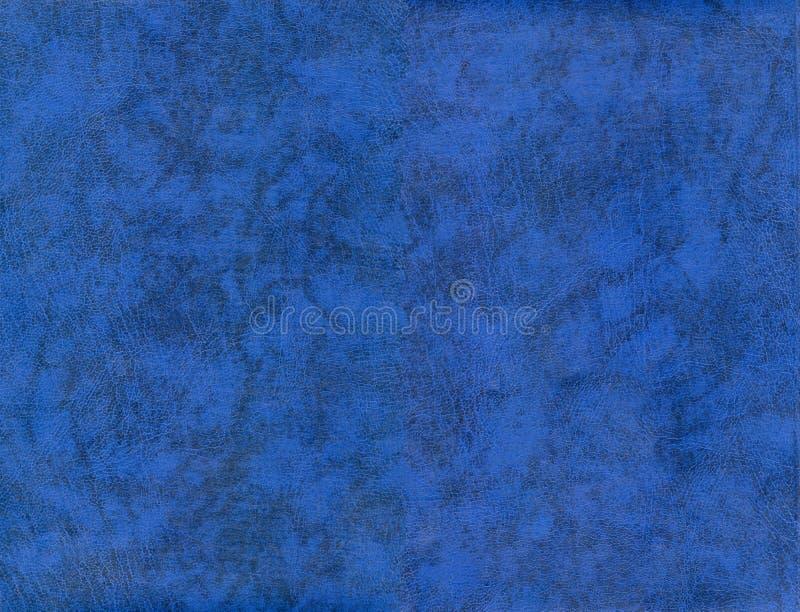 голубое xxl текстуры hq кожаное стоковая фотография