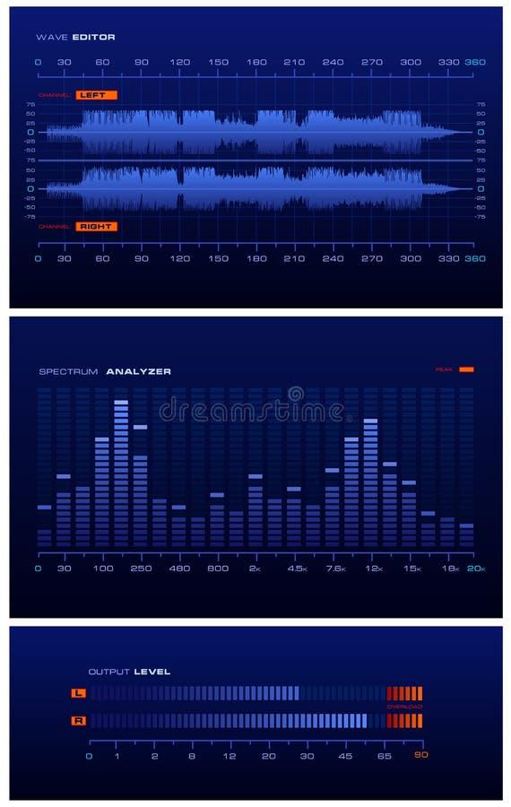 голубой звук лаборатории