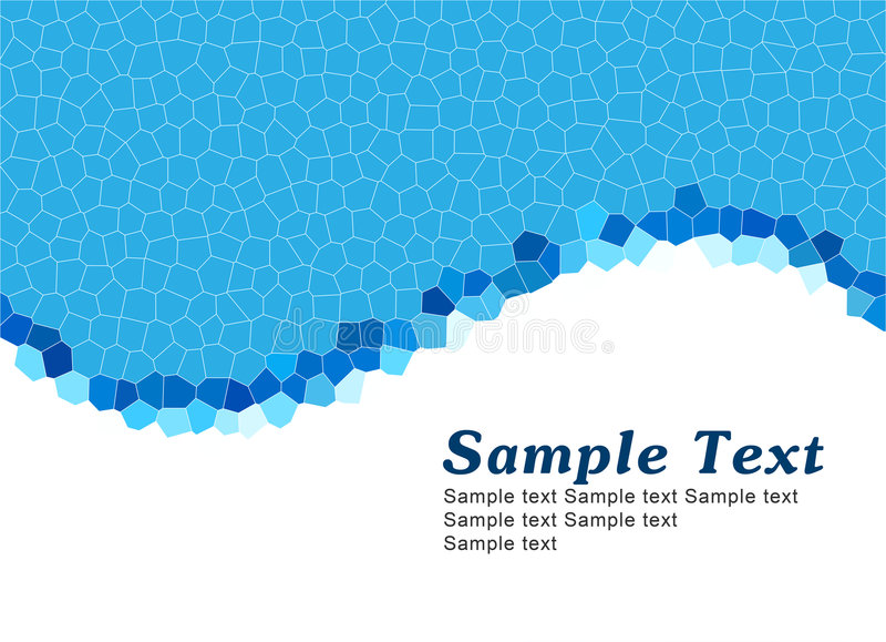 голубой просто шаблон иллюстрация штока