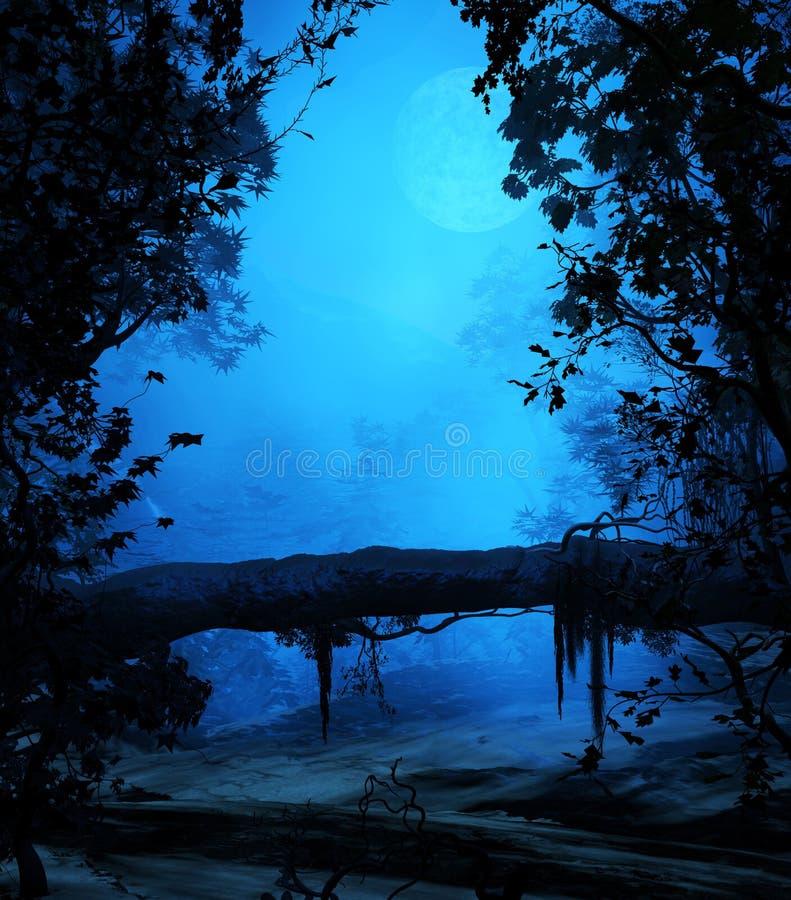Голубые окрестности стоковые фото