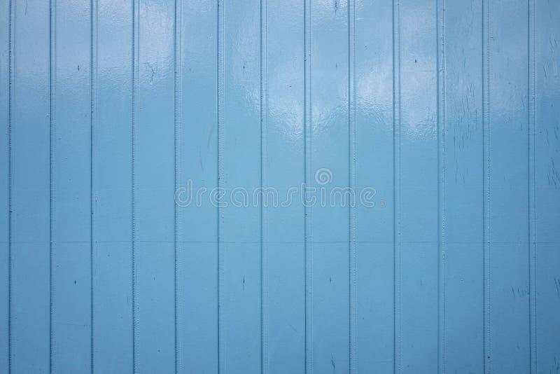 Голубые покрашенные полки от лачуги работы в конце-вверх стоковые фотографии rf