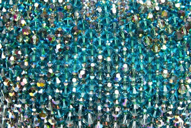голубые самоцветы глянцеватые стоковые фотографии rf