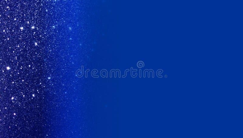 Голубым предпосылка текстурированная ярким блеском r стоковые фото