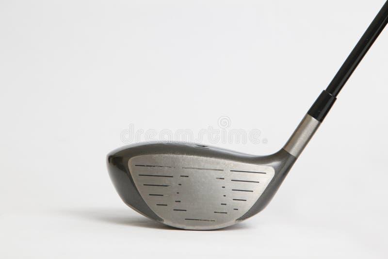 гольф водителя стоковое изображение