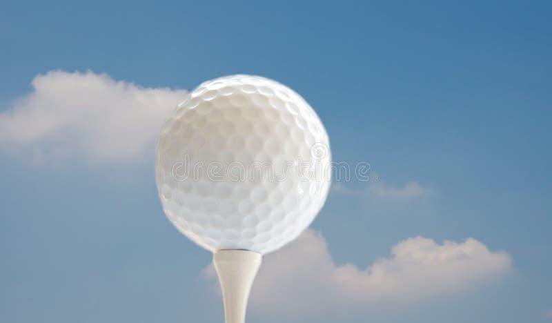 гольф дня стоковые фотографии rf
