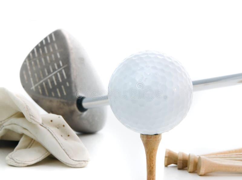 гольф как раз стоковые фотографии rf