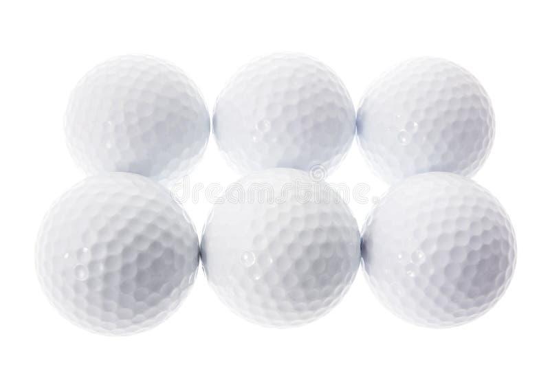 гольф шариков стоковые фотографии rf