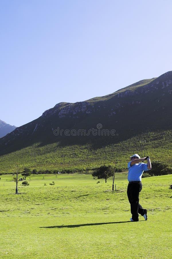 гольф 03 Стоковое фото RF