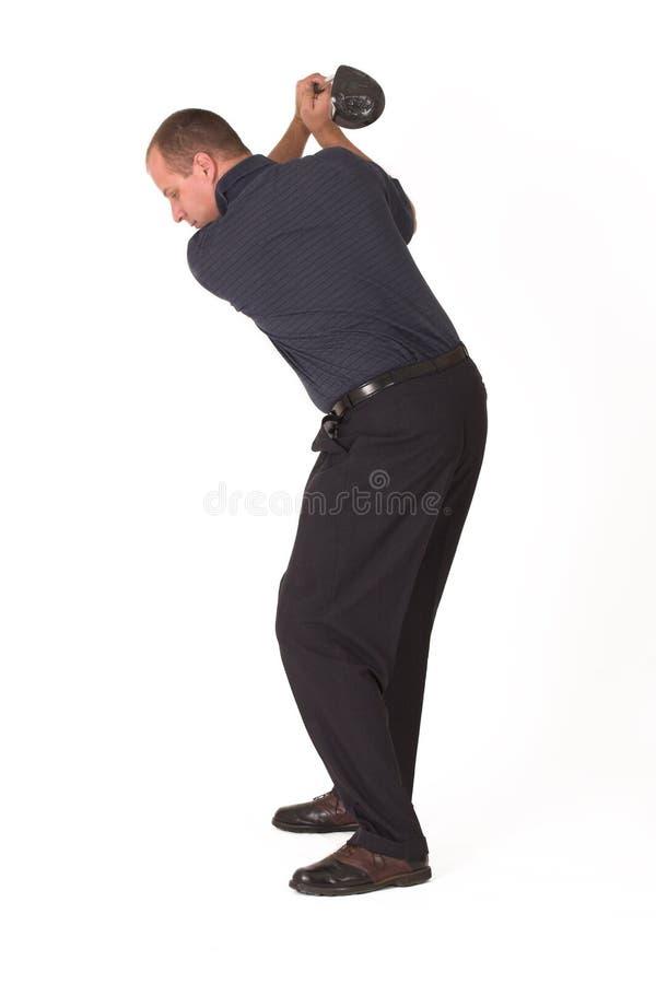 гольф 3 стоковые фото