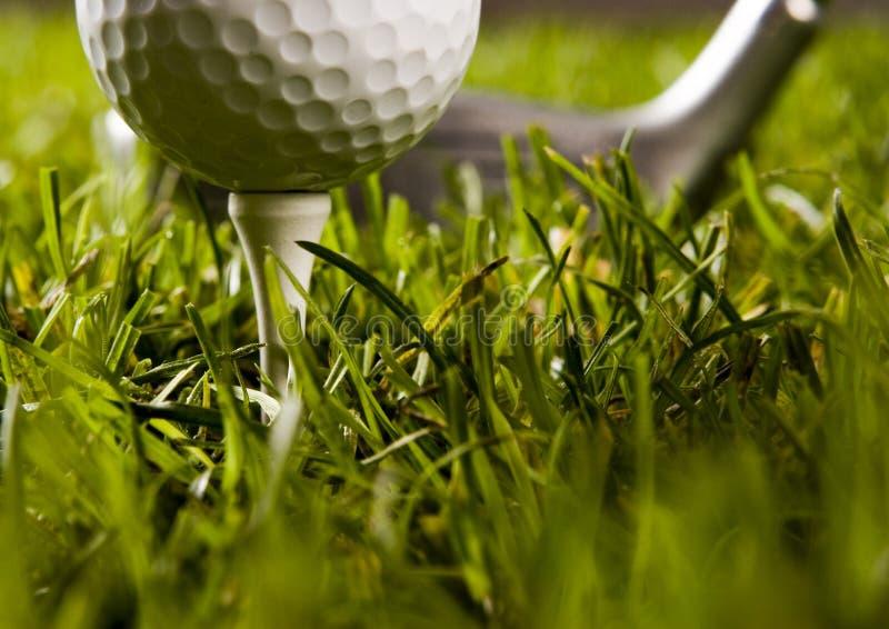 Download гольф стоковое фото. изображение насчитывающей boding - 6858628