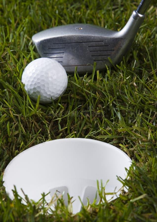 Download гольф стоковое фото. изображение насчитывающей привод - 6858852