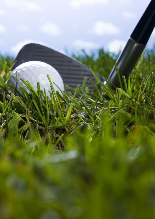 Download гольф стоковое фото. изображение насчитывающей отдых, соединения - 6858864