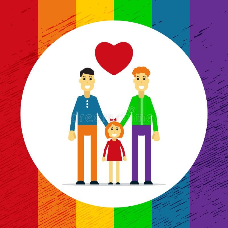 Гомосексуалист christmas-01 бесплатная иллюстрация