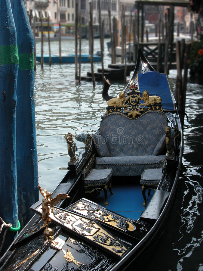 гондола venetian стоковые фото