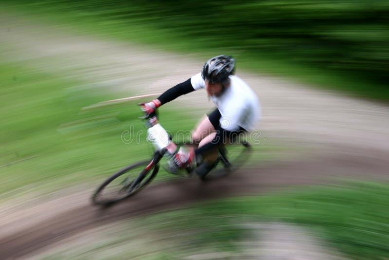 гонка bike стоковое фото