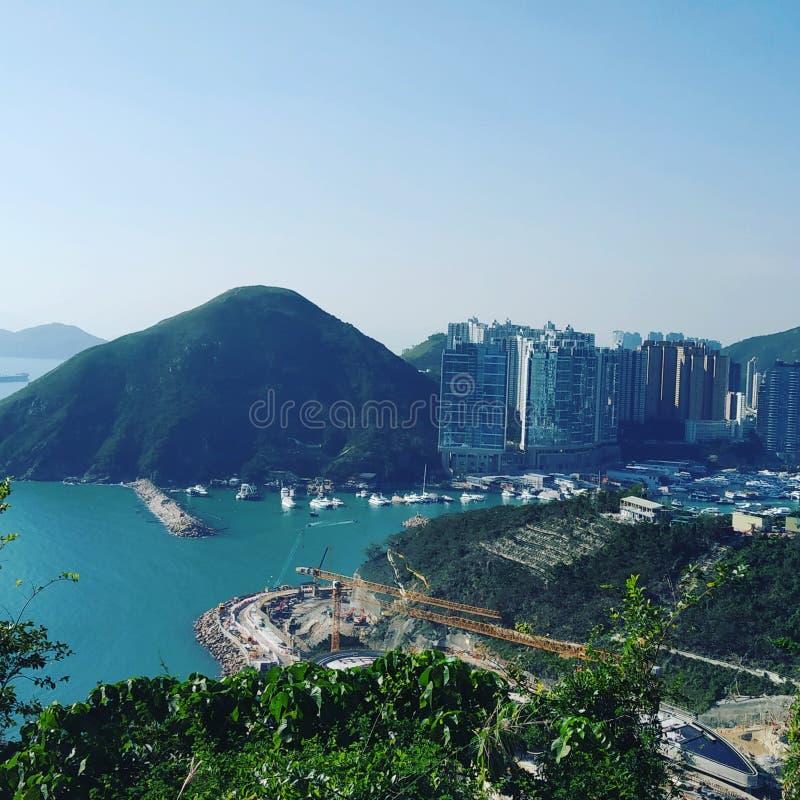 Гонконг стоковая фотография